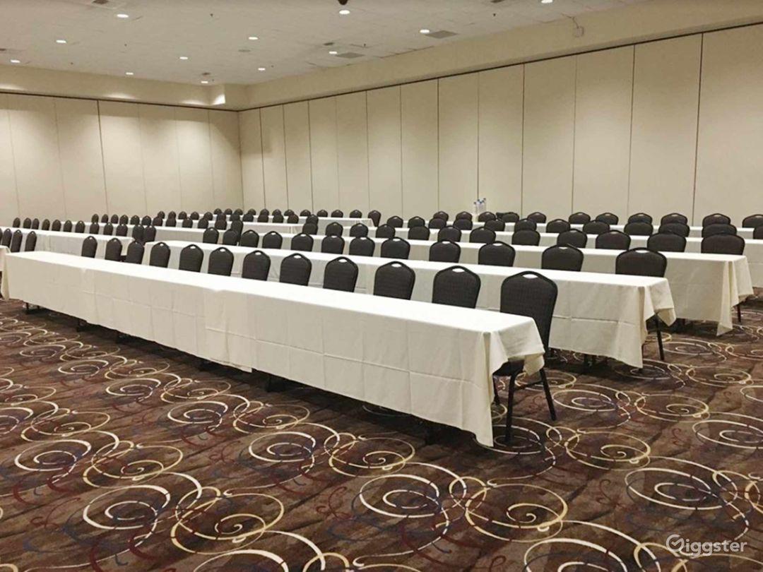 Modern Hotel Event Venue in Lincoln  Photo 1