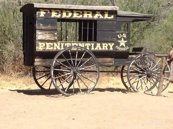 Wild West Sheriff's Office and Jail Photo 4