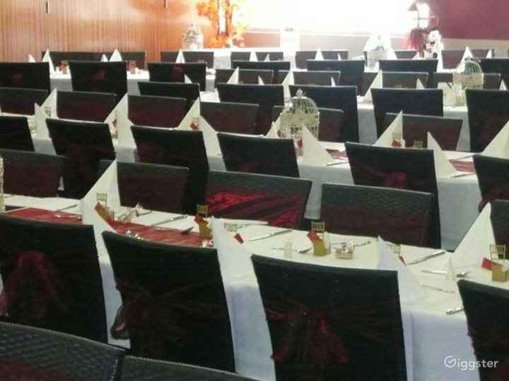Private Function Room with Full Service Catering Photo 4