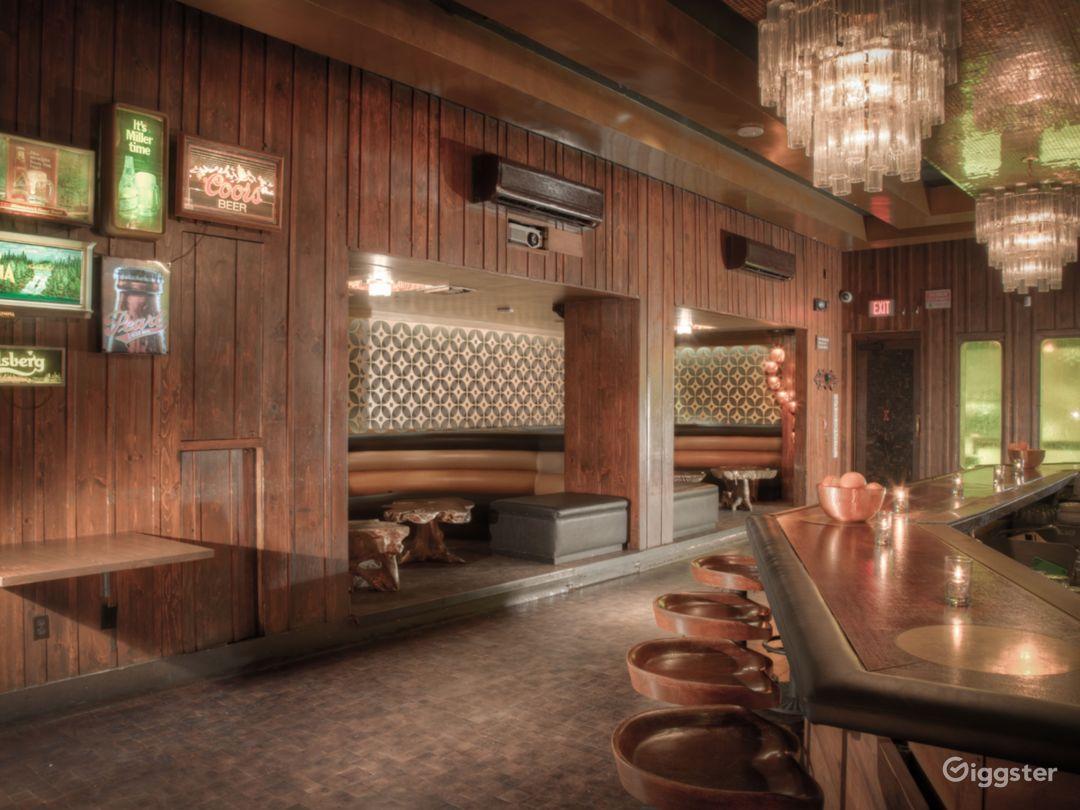 Visually Impressive Cocktail Lounge  Photo 5