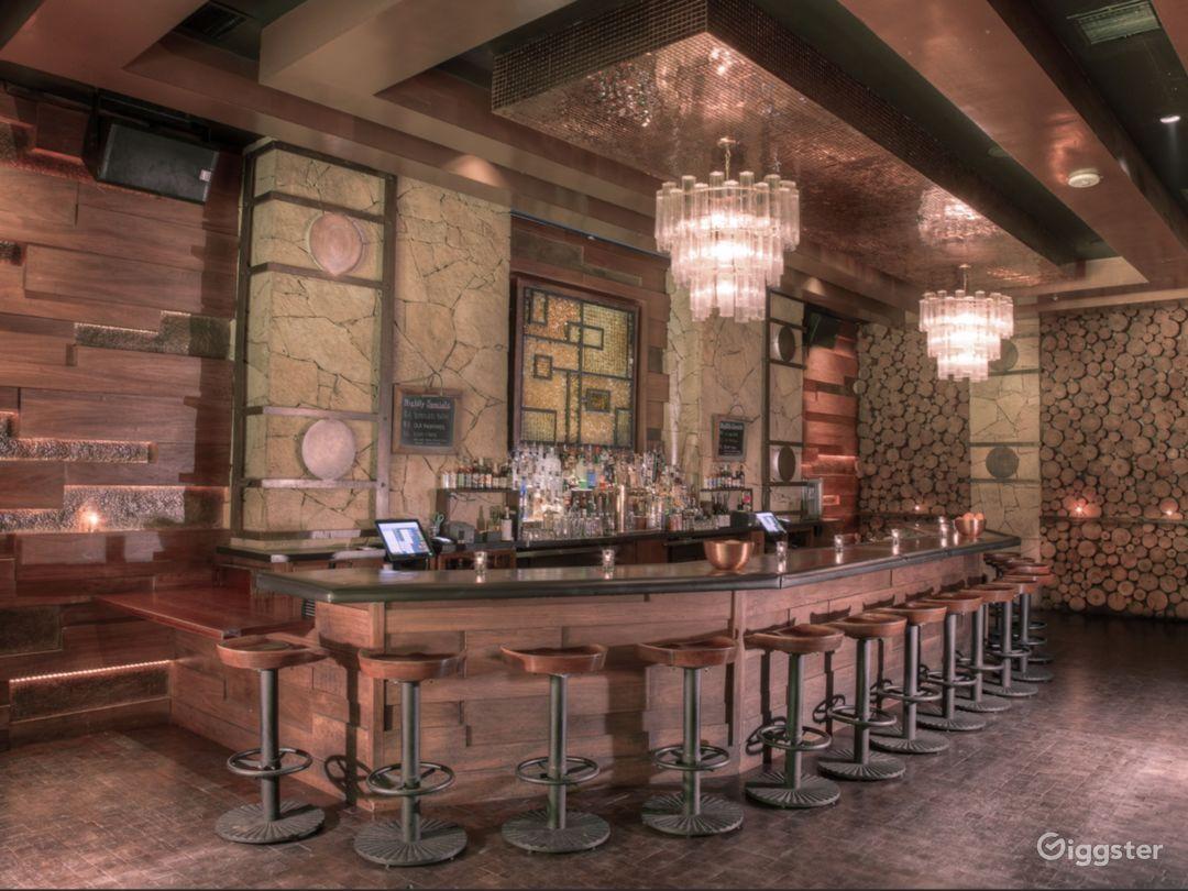 Visually Impressive Cocktail Lounge  Photo 1