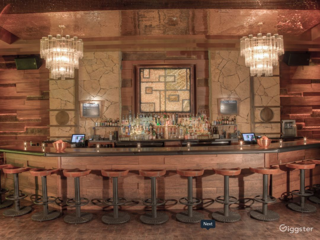 Visually Impressive Cocktail Lounge  Photo 3