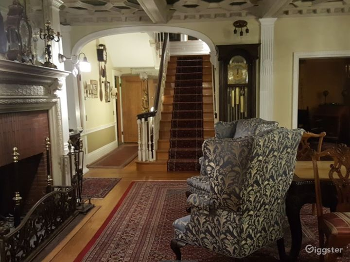 Historic Hotel Lobby in Providence Photo 4