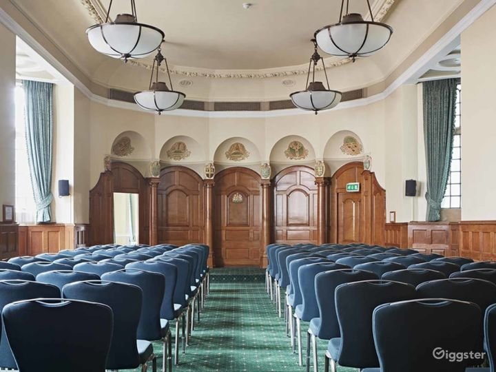 Convocation Hall in London