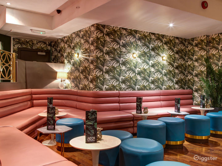 A Colourful Cocktail Bar in Central London Photo 4