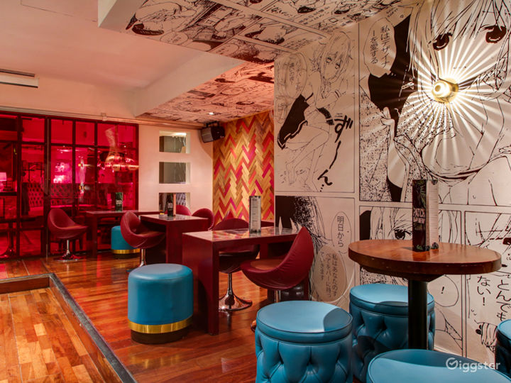 A Colourful Cocktail Bar in Central London Photo 3