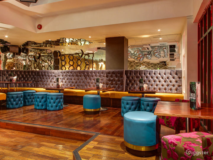 A Colourful Cocktail Bar in Central London Photo 5