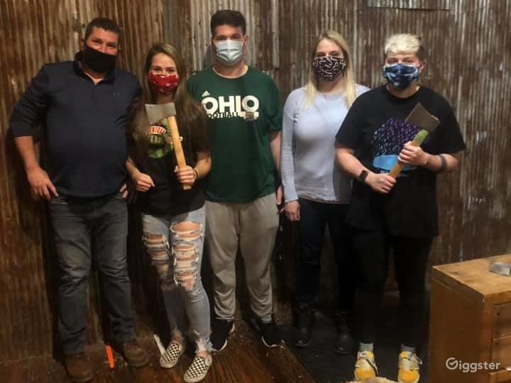The Ultimate Axe Throwing Bar in Columbus Photo 3