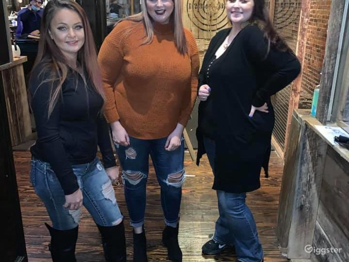 The Ultimate Axe Throwing Bar in Columbus Photo 4