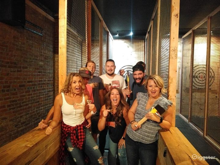 The Ultimate Axe Throwing Bar in Columbus Photo 2