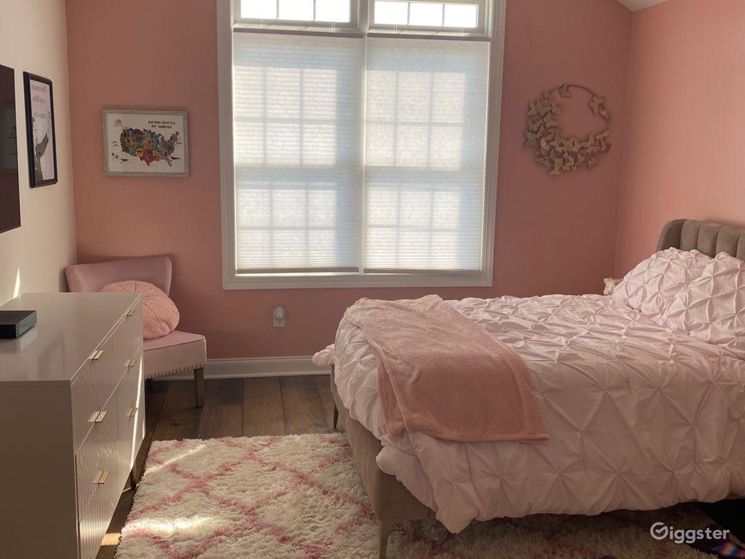 upstairs girls bedroom
