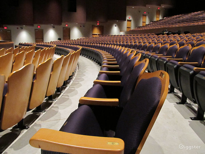 Amazing Theatre and Center in Princeton Photo 4
