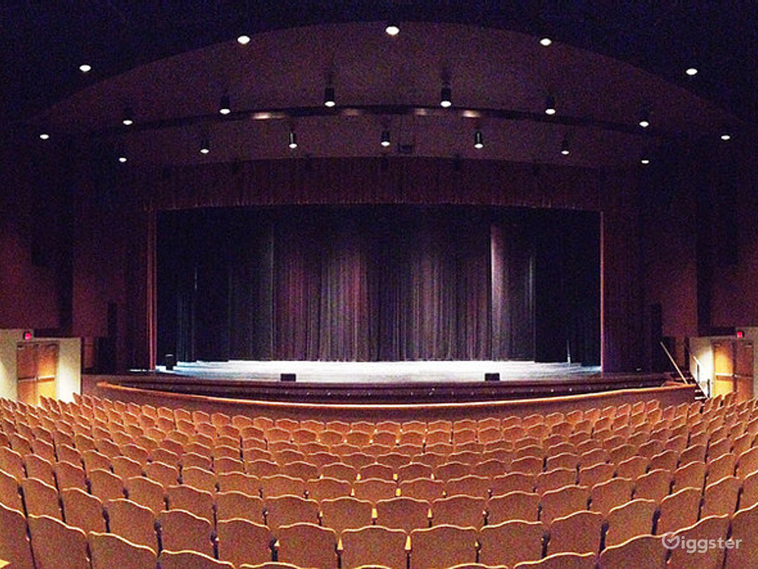 Amazing Theatre and Center in Princeton Photo 1