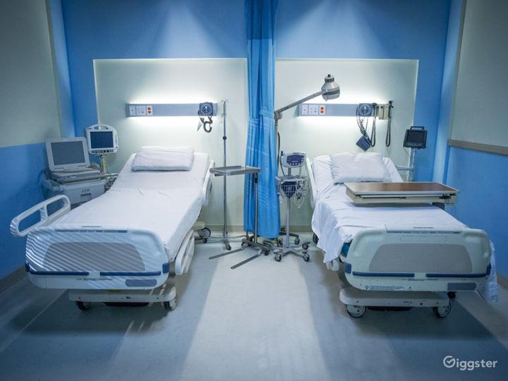 FULL HOSPITAL Standing Set | FilmStudioLA