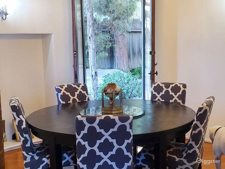 Circle Dining Room