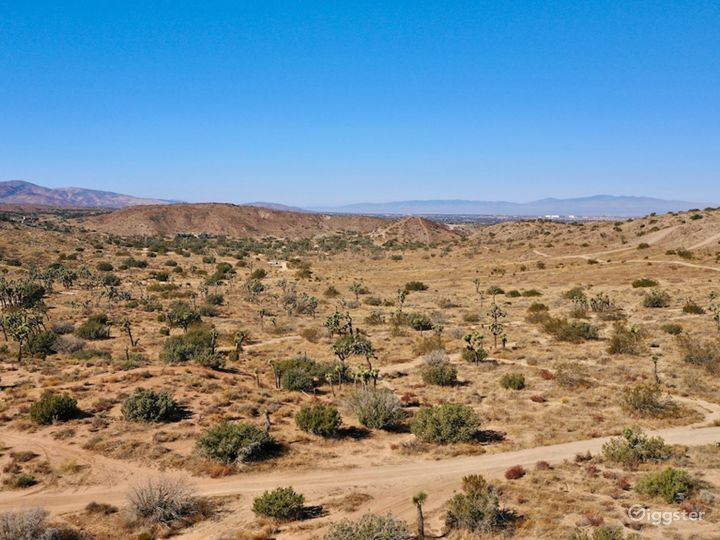 Secluded Desert Valley - 100 acres of high desert Photo 2