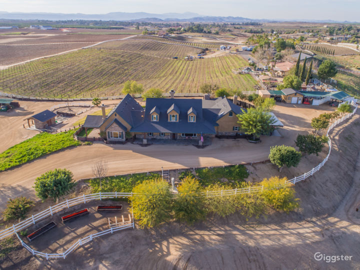 Temecula Wine Country Estate, Guest Home & Villas