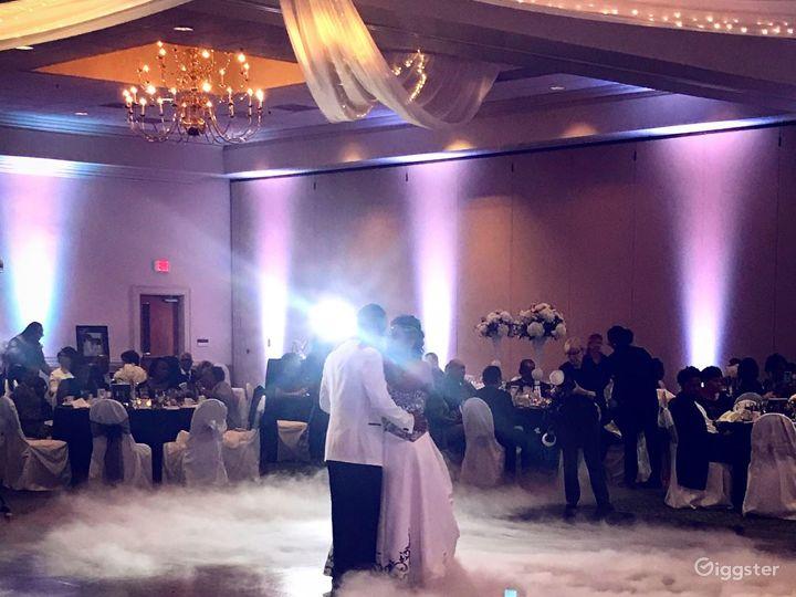 Lavish Ballroom in Fredericksburg Photo 4