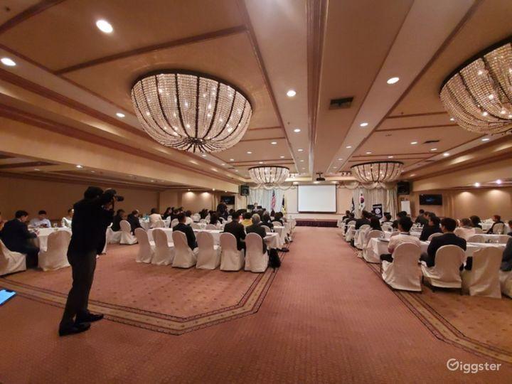 Elegant Dynasty Hall Photo 2