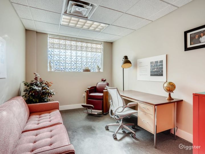 Private Office Space for 3 People
