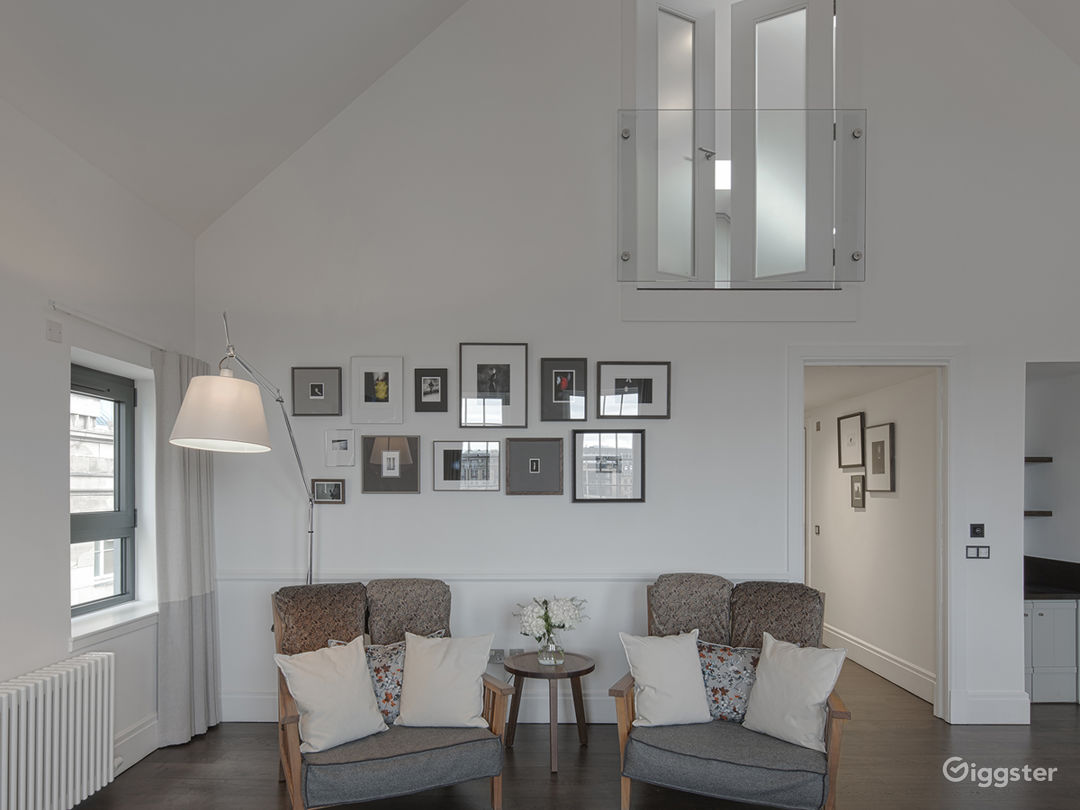 Cheval Old Town Chambers - Deluxe Three Bedroom Apartment in Edinburgh Photo 1