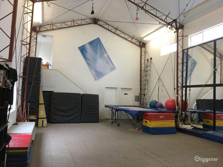 JJGym - Private Stunt Training Space Photo 3