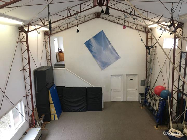 JJGym - Private Stunt Training Space Photo 5