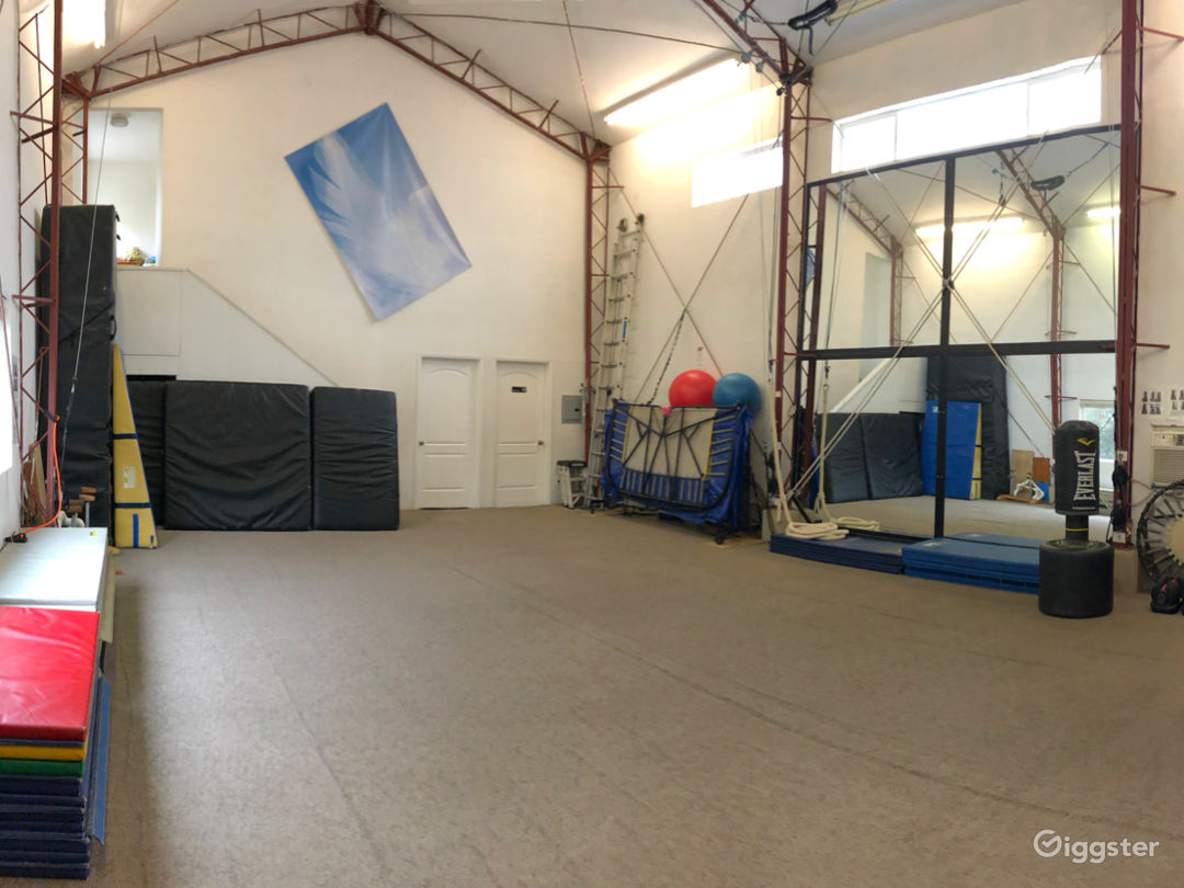 JJGym - Private Stunt Training Space Photo 2