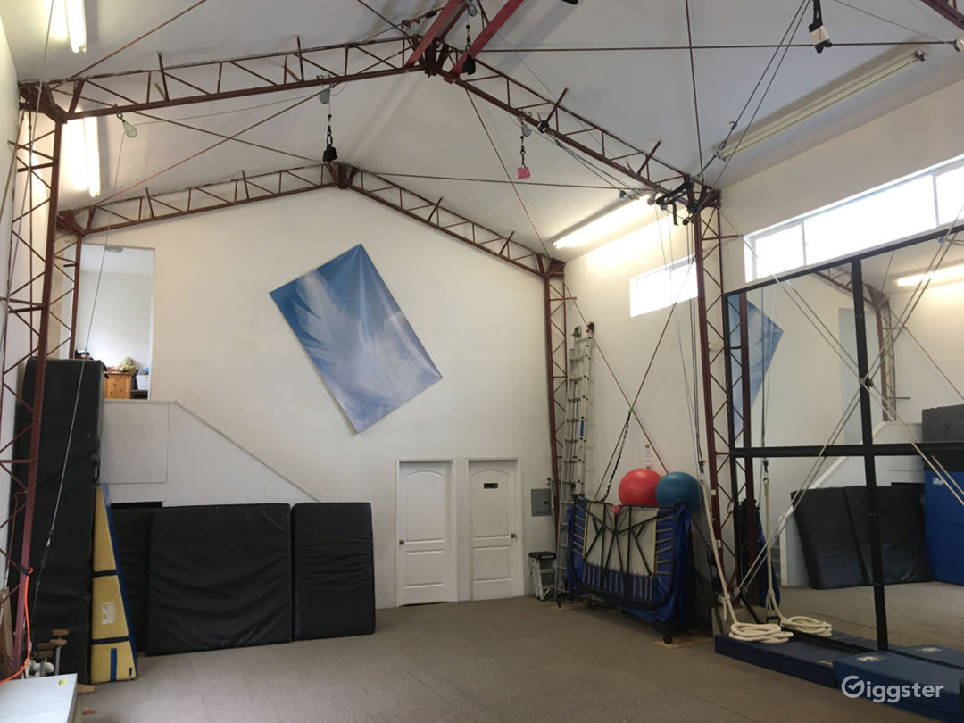 JJGym - Private Stunt Training Space Photo 1