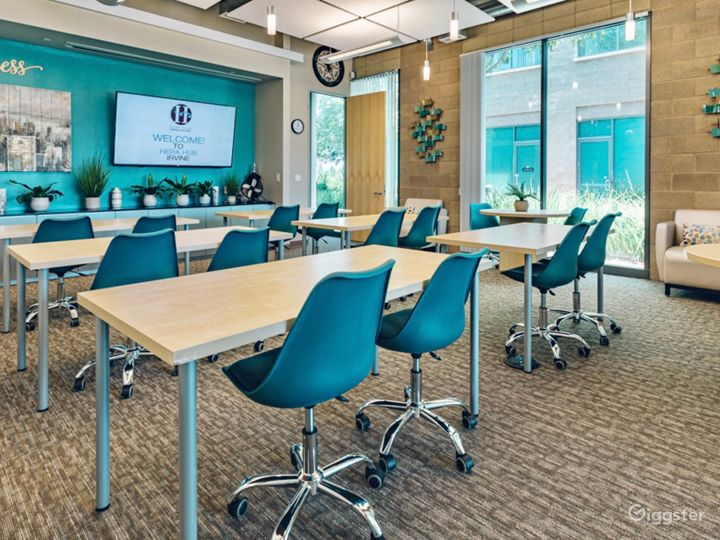 Spa-Inspired Conference and Training Room Photo 3