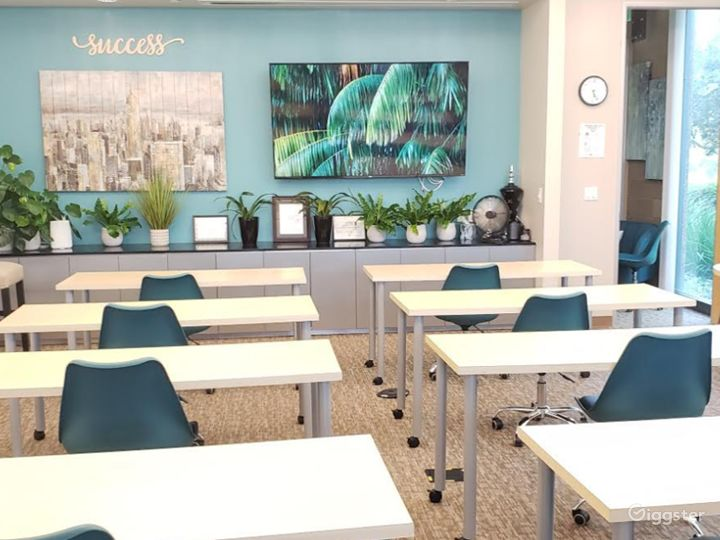 Spa-Inspired Conference and Training Room Photo 2