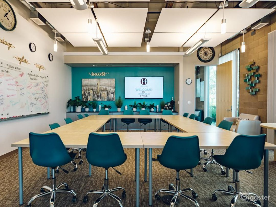 Spa-Inspired Conference and Training Room Photo 1