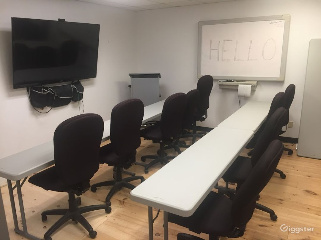 Private Meeting Space in Seattle Photo 1