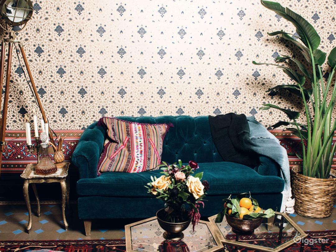 The Persian Room Photo 1