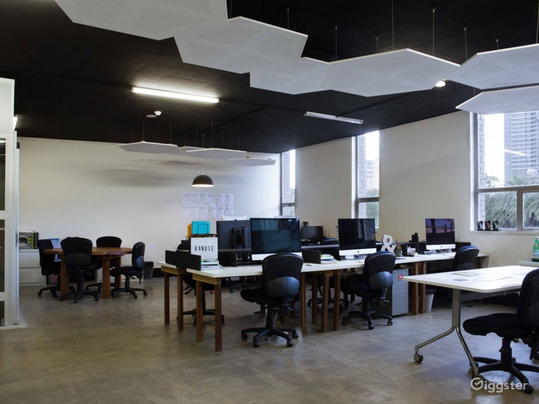 Hot Desk Space in the heart of Parramatta Photo 1