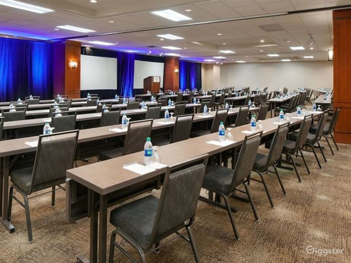 Luxury Conference Rooms w/ In-house Event Experts Photo 2