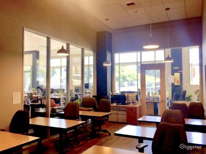 Large and Spacious Meeting Room in San Rafael Photo 4