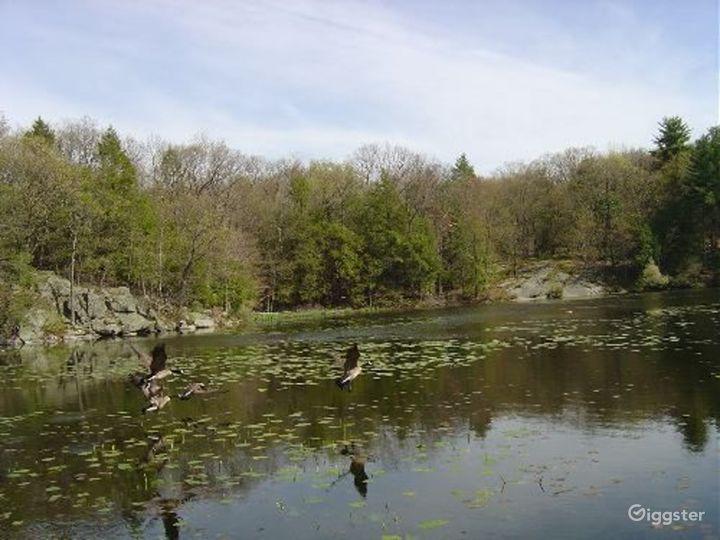 Large resort estate with acreage: Location 4058 Photo 4