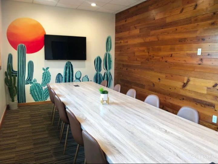 Downtown Austin Conference Room