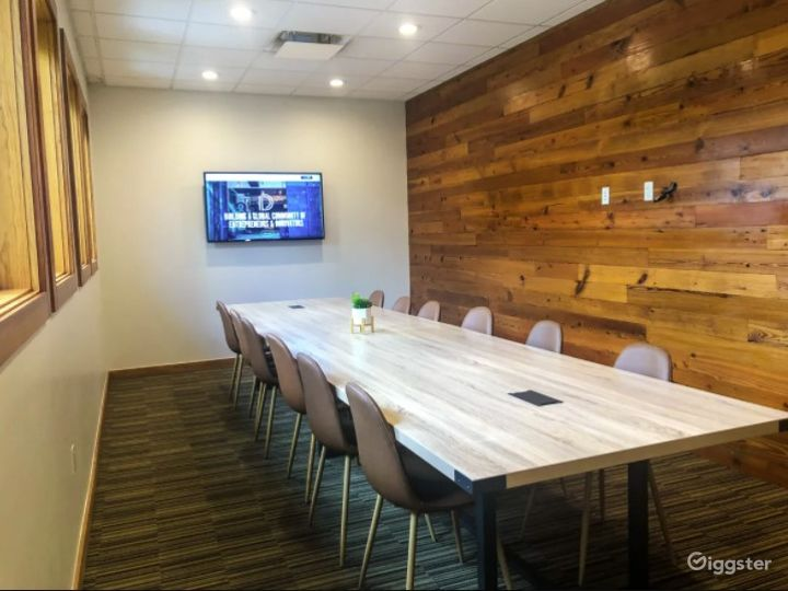 Downtown Austin Conference Room Photo 4