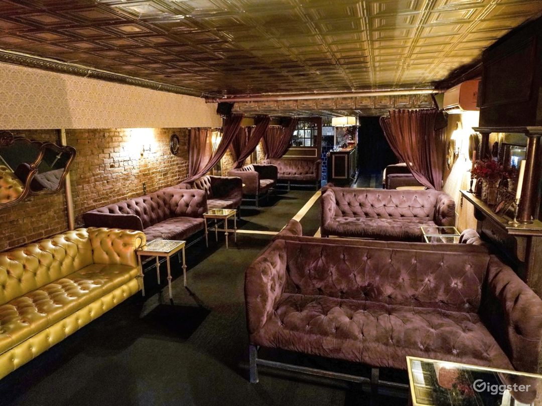 Elegant Speakeasy Bar for shoots and events Photo 1