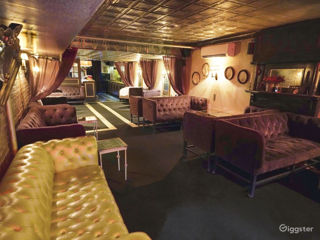 Elegant Speakeasy Bar for shoots and events Photo 5