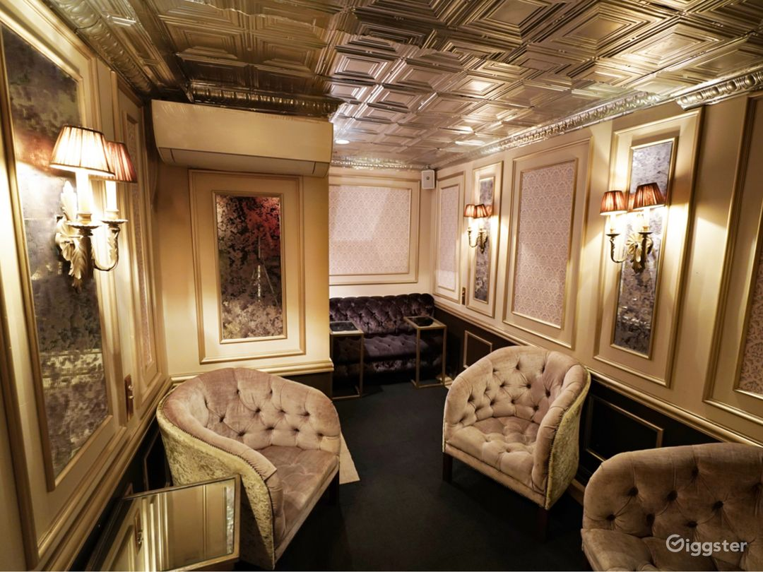 Elegant Speakeasy Bar for shoots and events Photo 3
