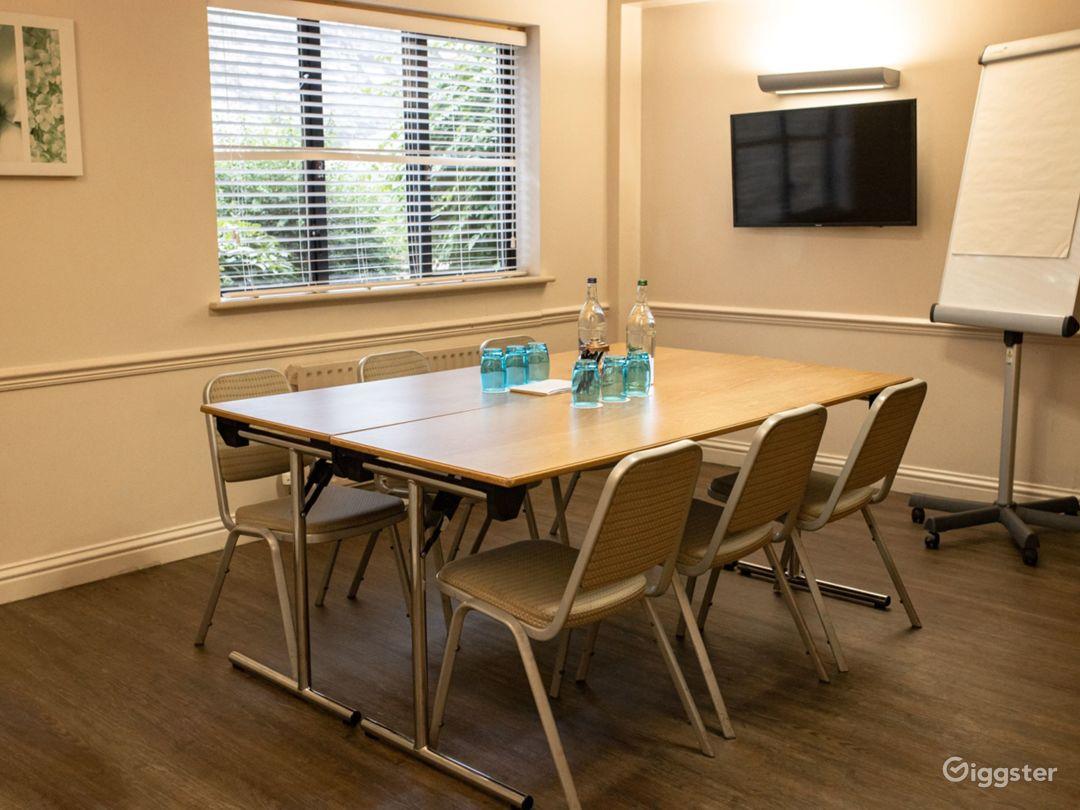 Small Private Room in Oxford Photo 1