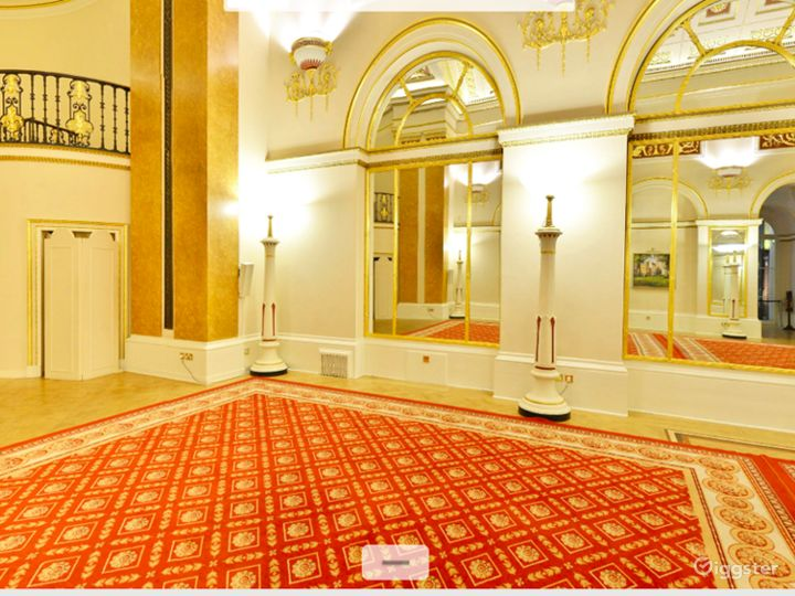 Elegant Ballroom in London Photo 2
