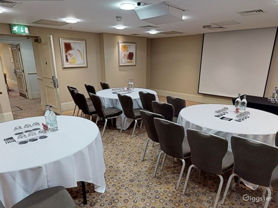 Capacious Event Space in Leeds Photo 1