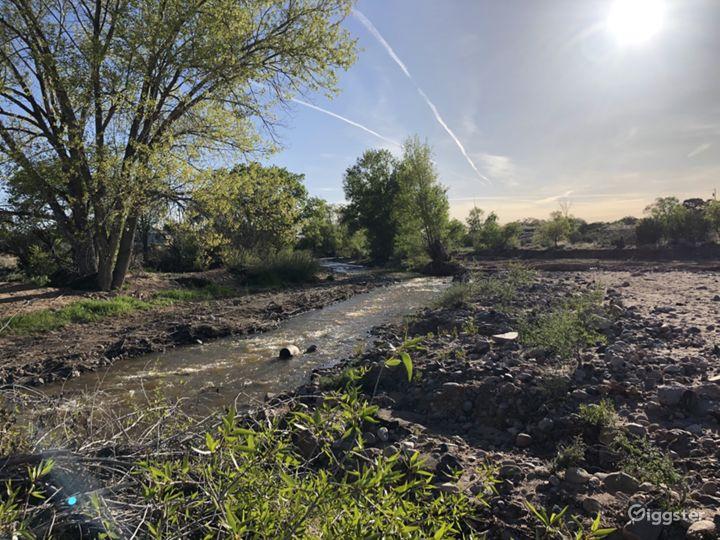 River property!