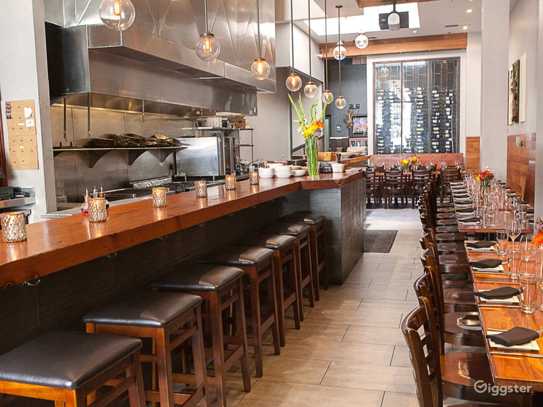 Restaurant and speakeasy in historic SF FiDi Photo 1