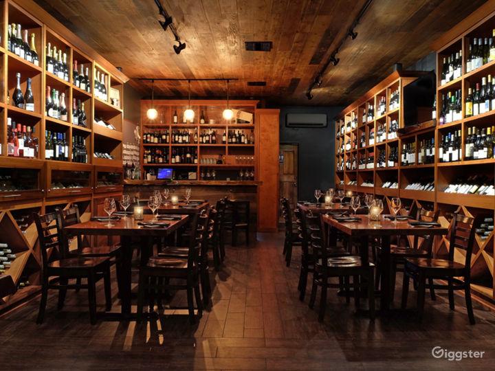 Restaurant and speakeasy in historic SF FiDi Photo 3
