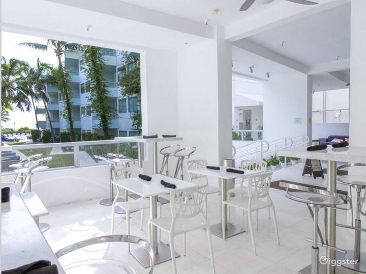 Canvas Beach Terrace in Miami Beach Photo 2